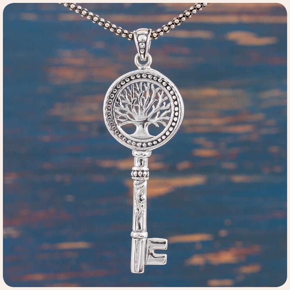 "Медальон ""Сребърен ключ"""