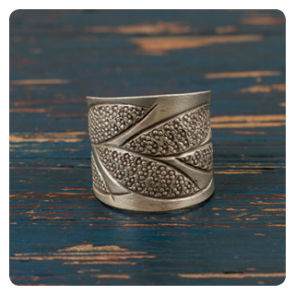 Сребърен пръстен