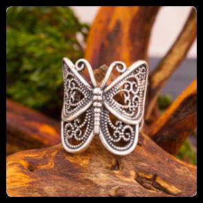 Сребърна пеперуда